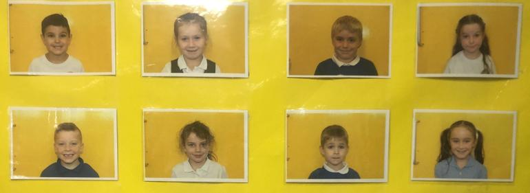 Key Stage 1 School Council Reps