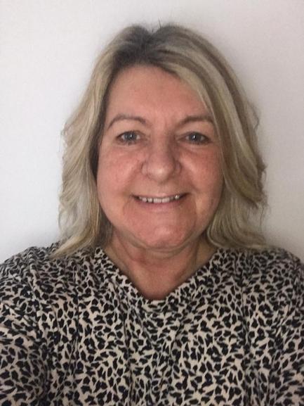 Mrs C Gibson-Office Administrator
