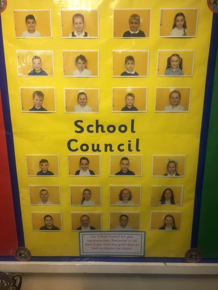 Our School Council Reps