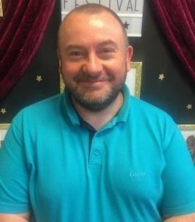 Mr Marshland - ICT Technician