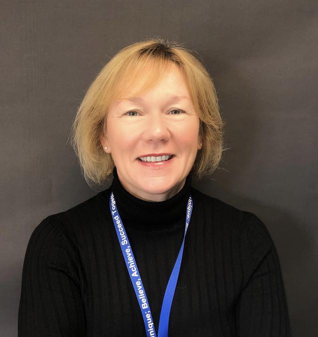 Mrs Charlton - Admin