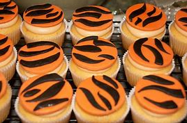 Tiger Cup Cakes 2