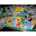 Your child will receive a reading book in week 4.