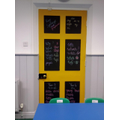 Spelling and Phonics door