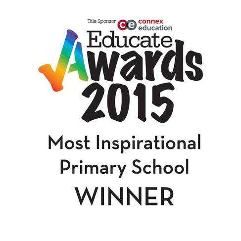 2015: MOST INSPIRATIONAL PRIMARY SCHOOL