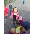 Finding out! What shape are bubbles?