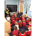 Our local PCSO talked to us about Stranger Danger