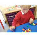 Practising maths skills - sorting and counting