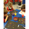 Capturing our experiences of Bonfire Night