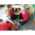 Learning to share and cooperate with one another