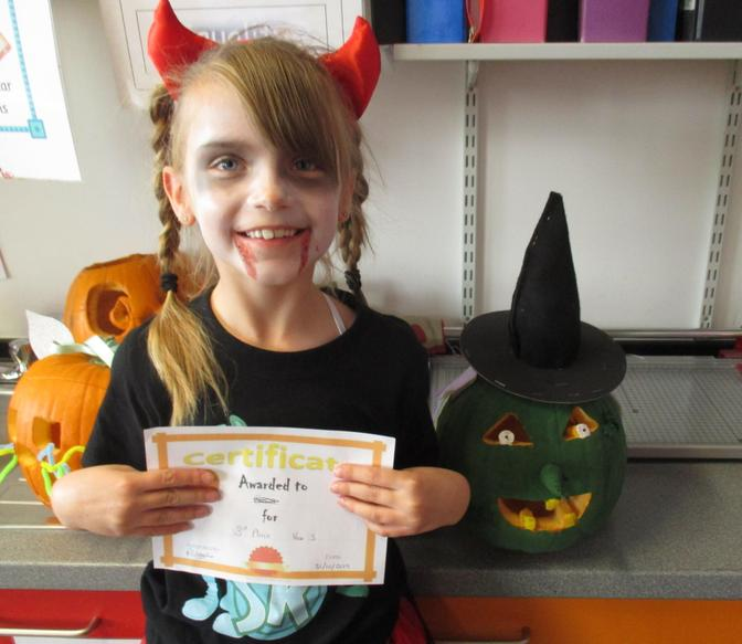 Year 3-3rd Prize