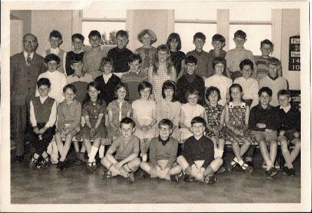 Mr Warrins Class 1965