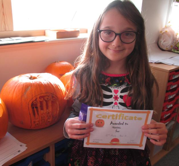 Year 5-2nd Prize