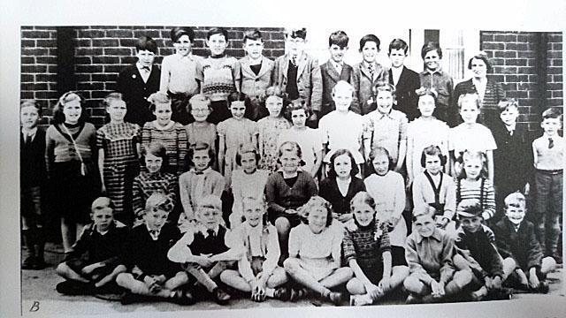 1951-Class 3 Mrs Cooper