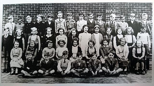1950-Class 5 Mr Hargrave