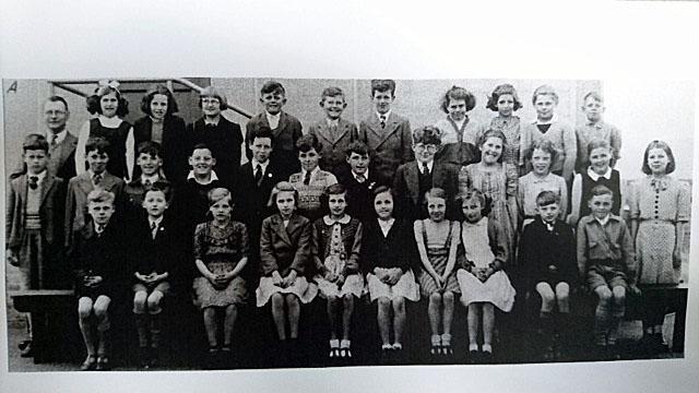 1952-Class 2 Mr Warin