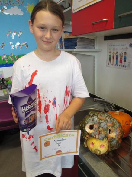 Year 6-1st Prize