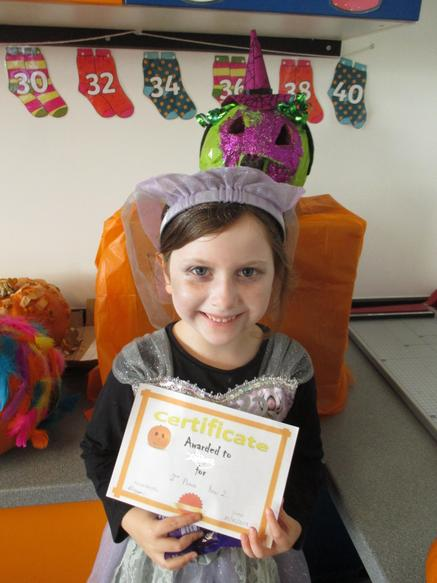 Year 2-2nd Prize