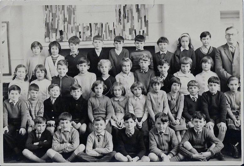 Mr Burleigh Class 1963