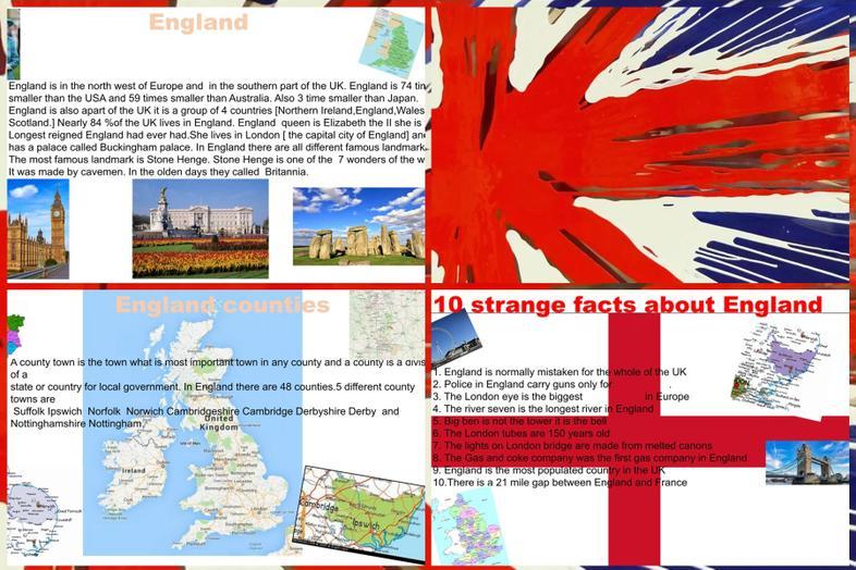 England by Calum
