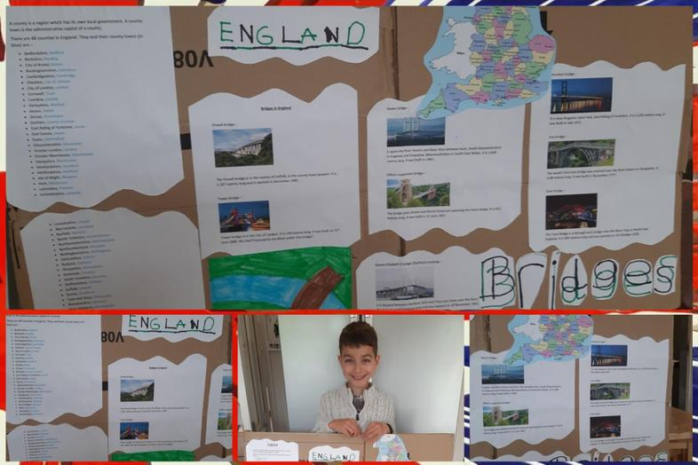 England by Fraser
