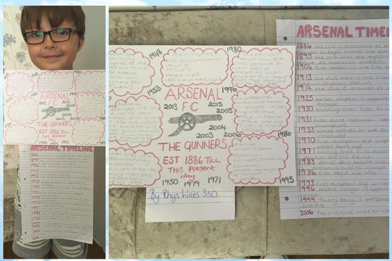 Rhys - Arsenal