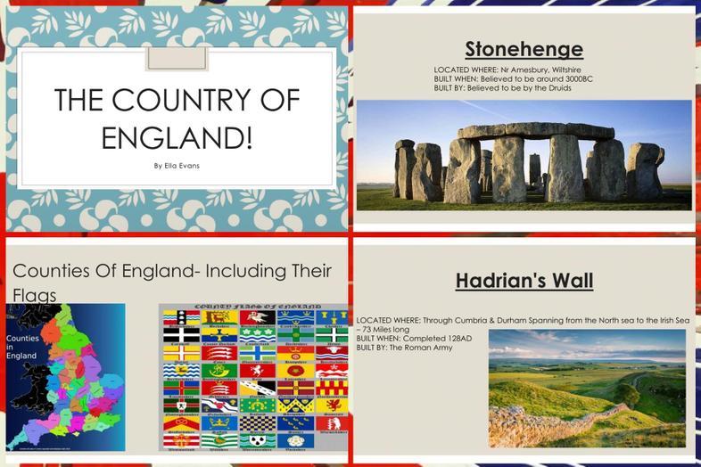 England by Ella