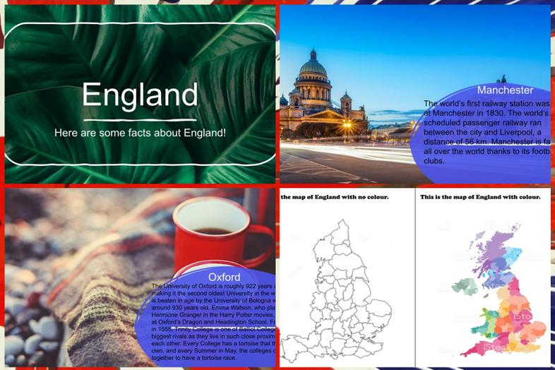 England by Lexi