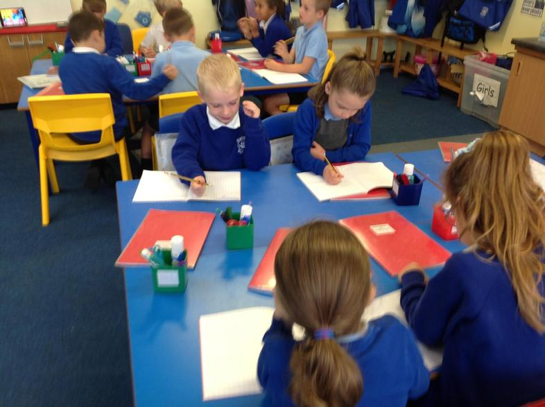 2CL have been practicing Jump Start Maths - they're getting quicker!