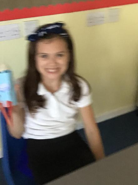 Maddie's rocket
