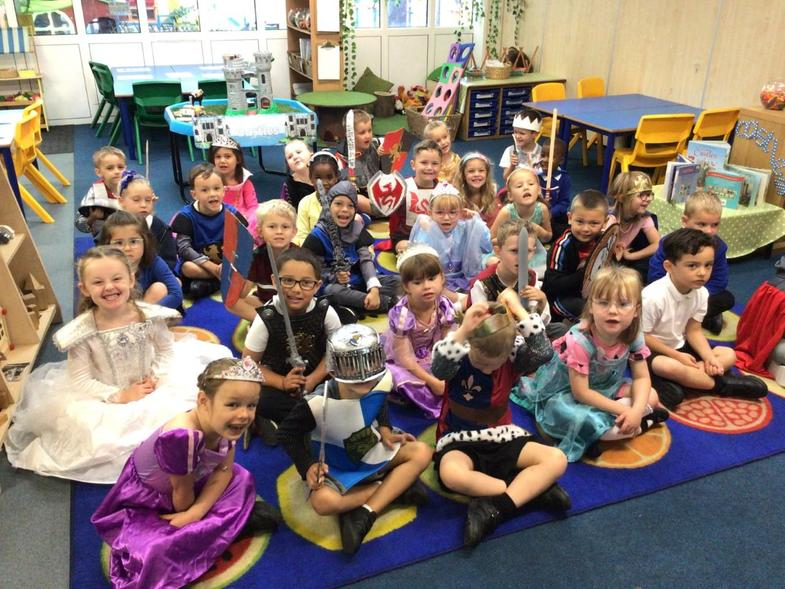 Castle Day in Year One!