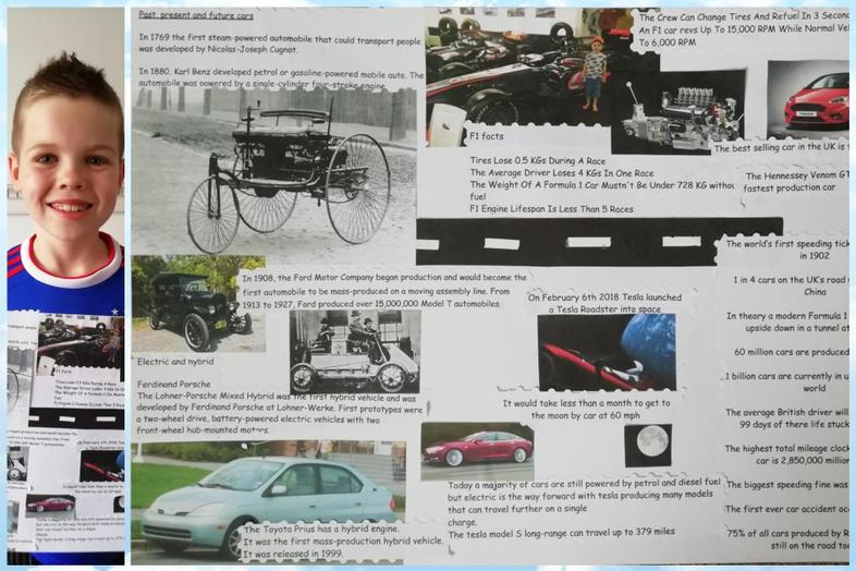 Finley - Cars