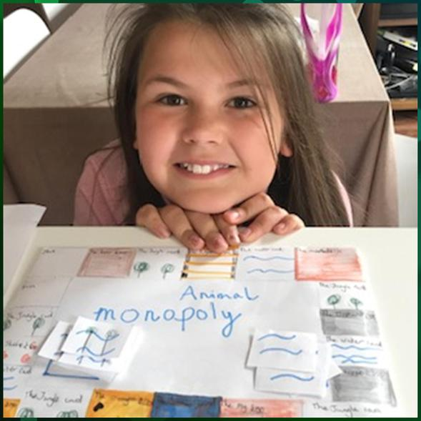 A version of Monopoly about Ariana Grande (I think) from Lily