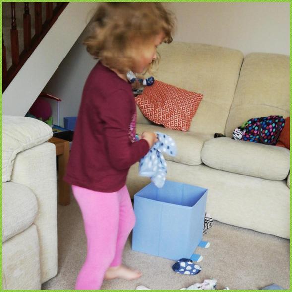 Freya showing great Agility & Throwing