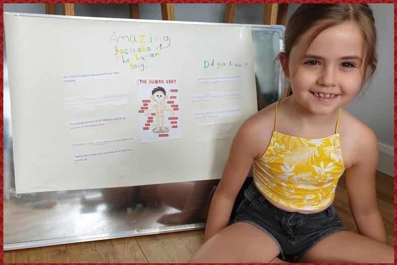Aria's presentation
