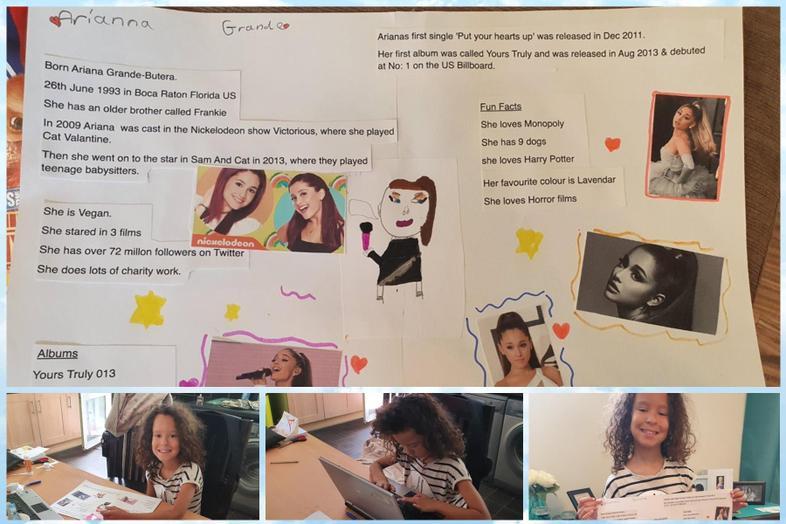 Jasmine - Ariana Grande