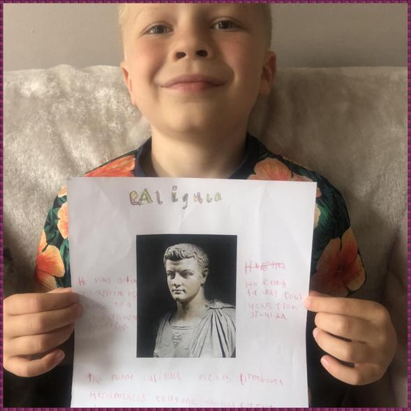 Caligula by Jordan