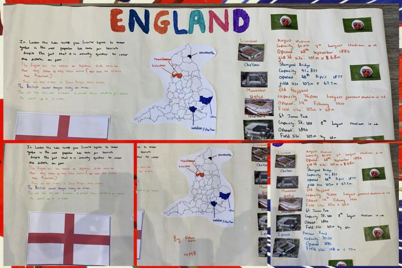 England by Ethan