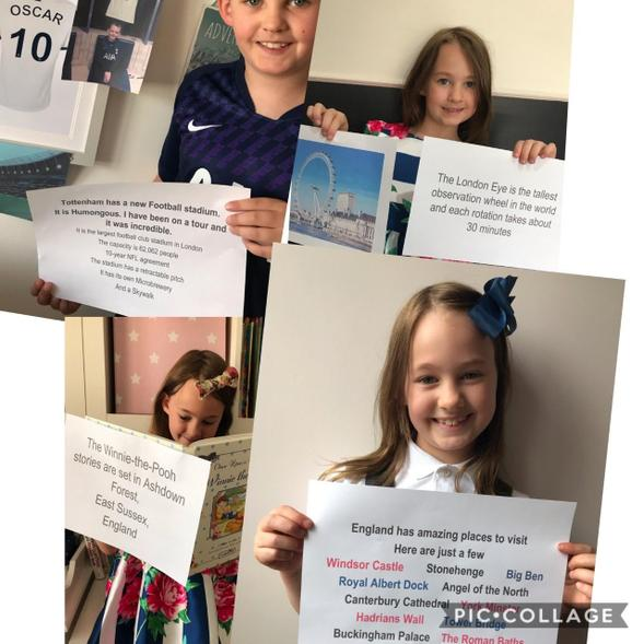 England facts by Matilda