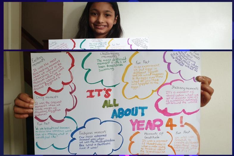 Shriya's Poster