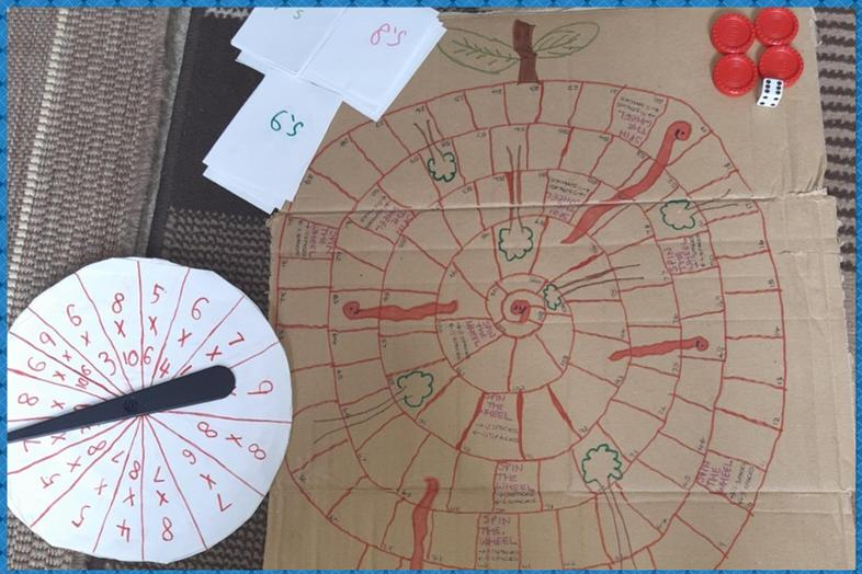 Chloe's Maths Game