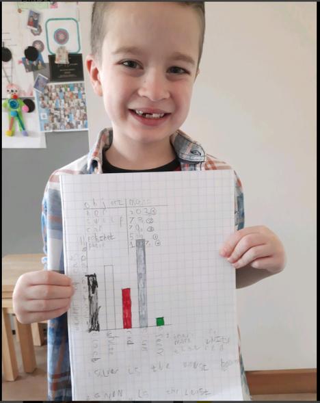 Henry's brilliant car chart bar chart!