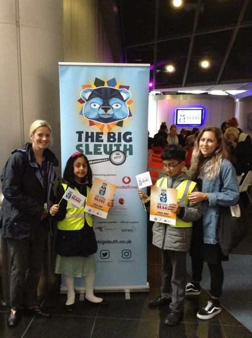 'The Big Sleuth' launch 2017