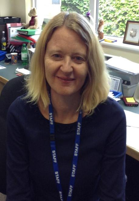 Mrs J Speakman, School Business Manager