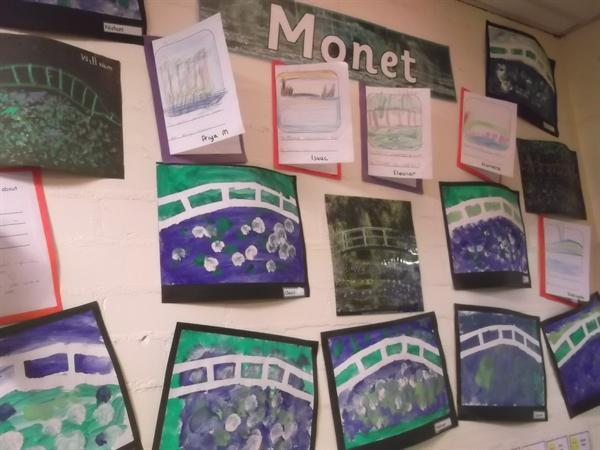 Monet Class