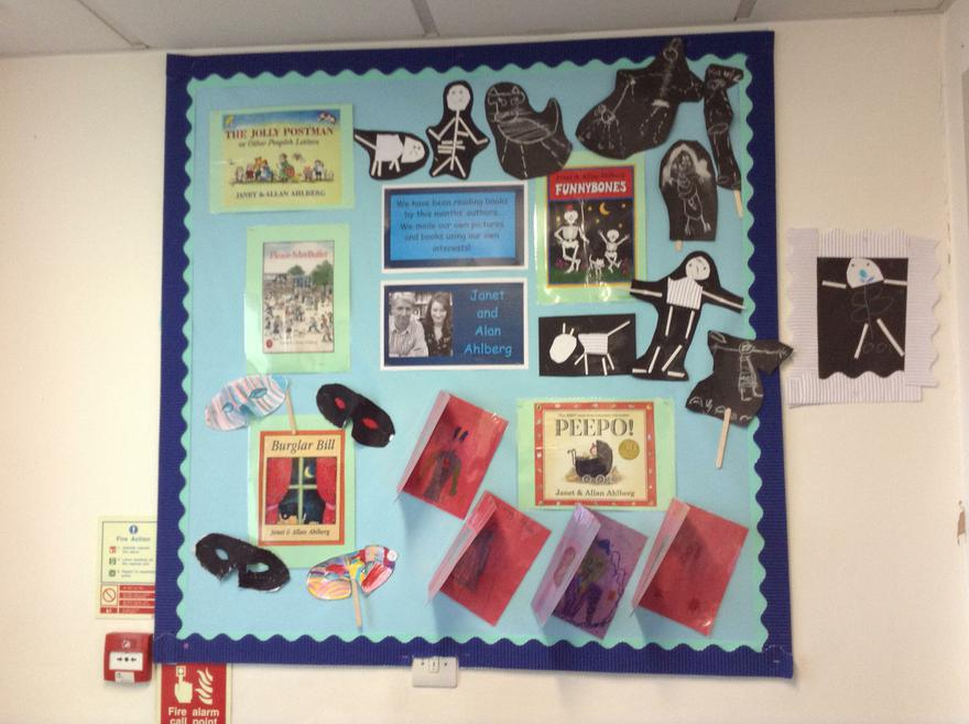 Year 1 - Author of the term display.