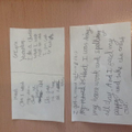 our ideas on rewards and consequences