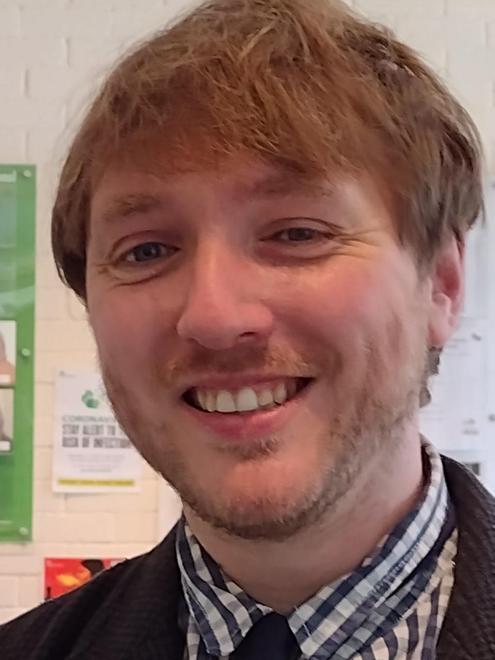 Mr E Fogarty, Year 2 Assistant Headteacher