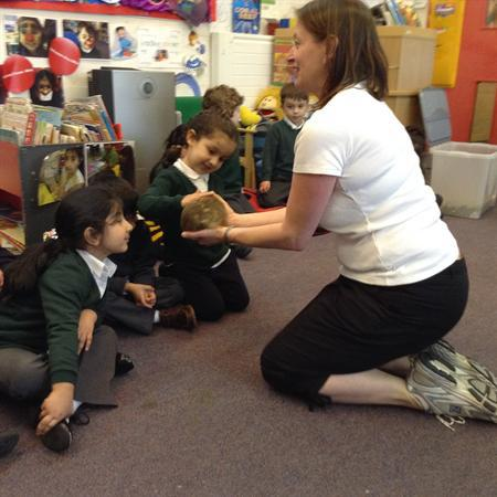 We learnt about keeping our pets healthy.