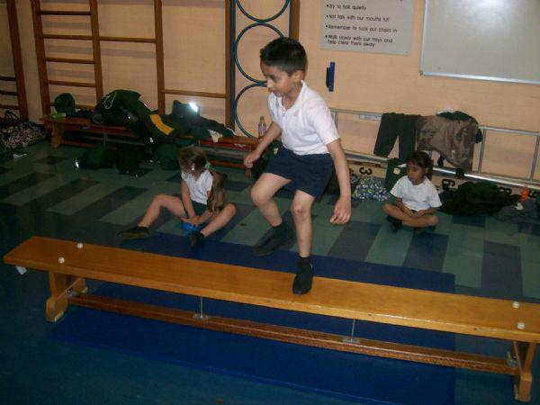 We love strength challenges!